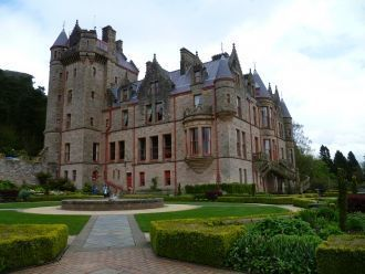 Замок Белфаст (Belfast Castle)