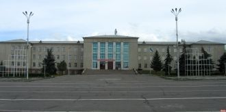 Город Каракол.