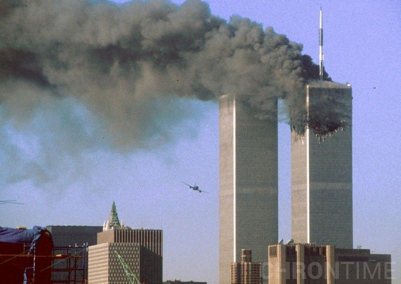 Devil Faces In The Smoke Of 911  Metacafe