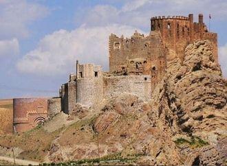 фото крепость аламут